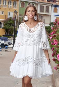 Платье-туника Fresh Cotton 1609 F-1С