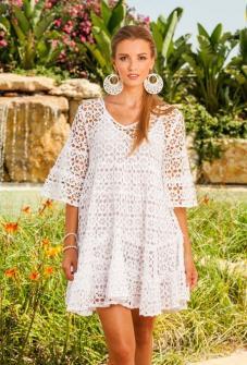Платье- туника Fresh Cotton 1607 F-1С